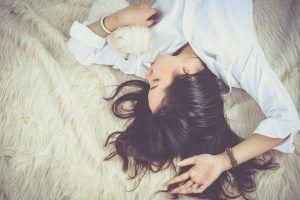 El secreto para dormir y descansar bien por la noche