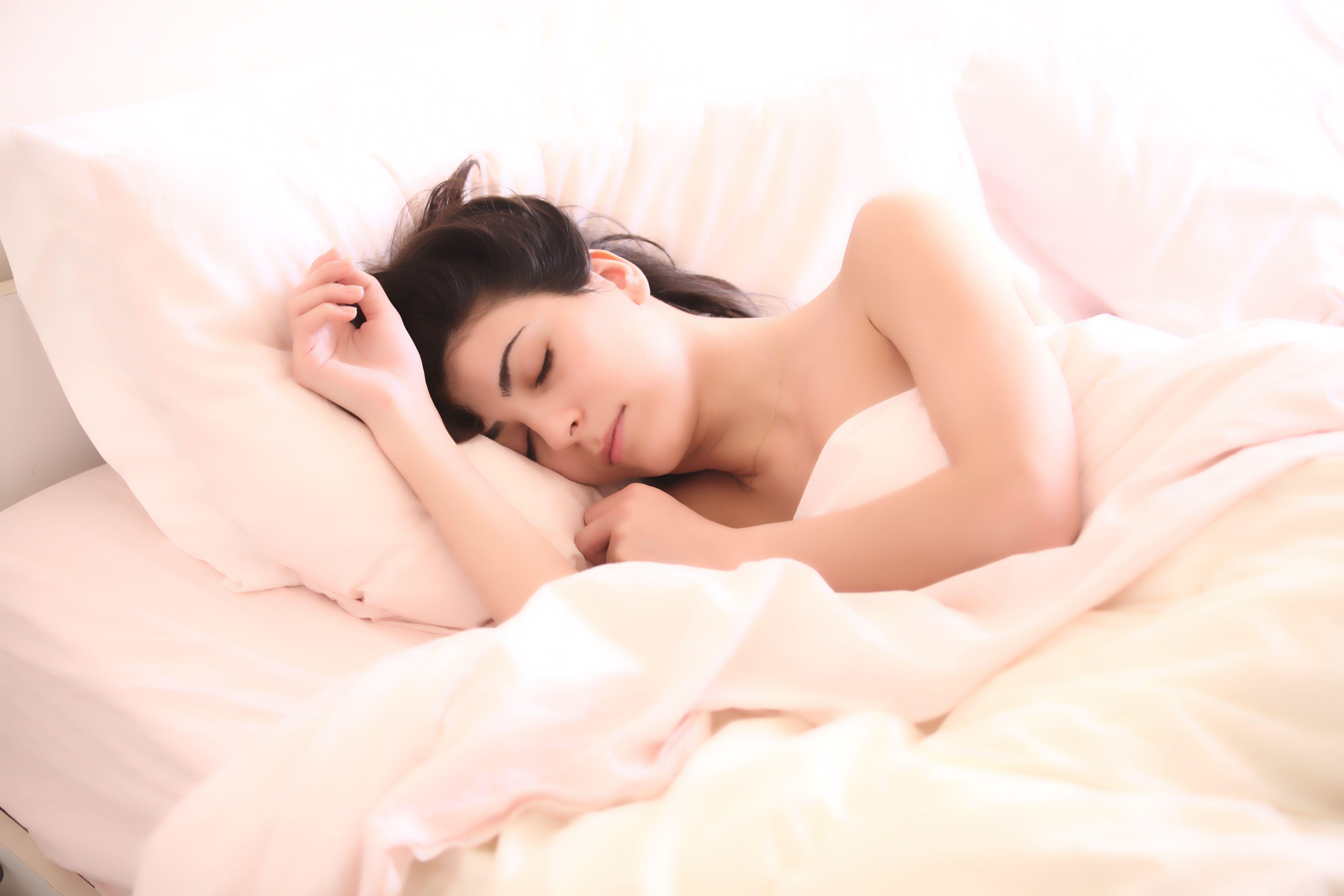 ¡Quiero dormir bien otra vez!